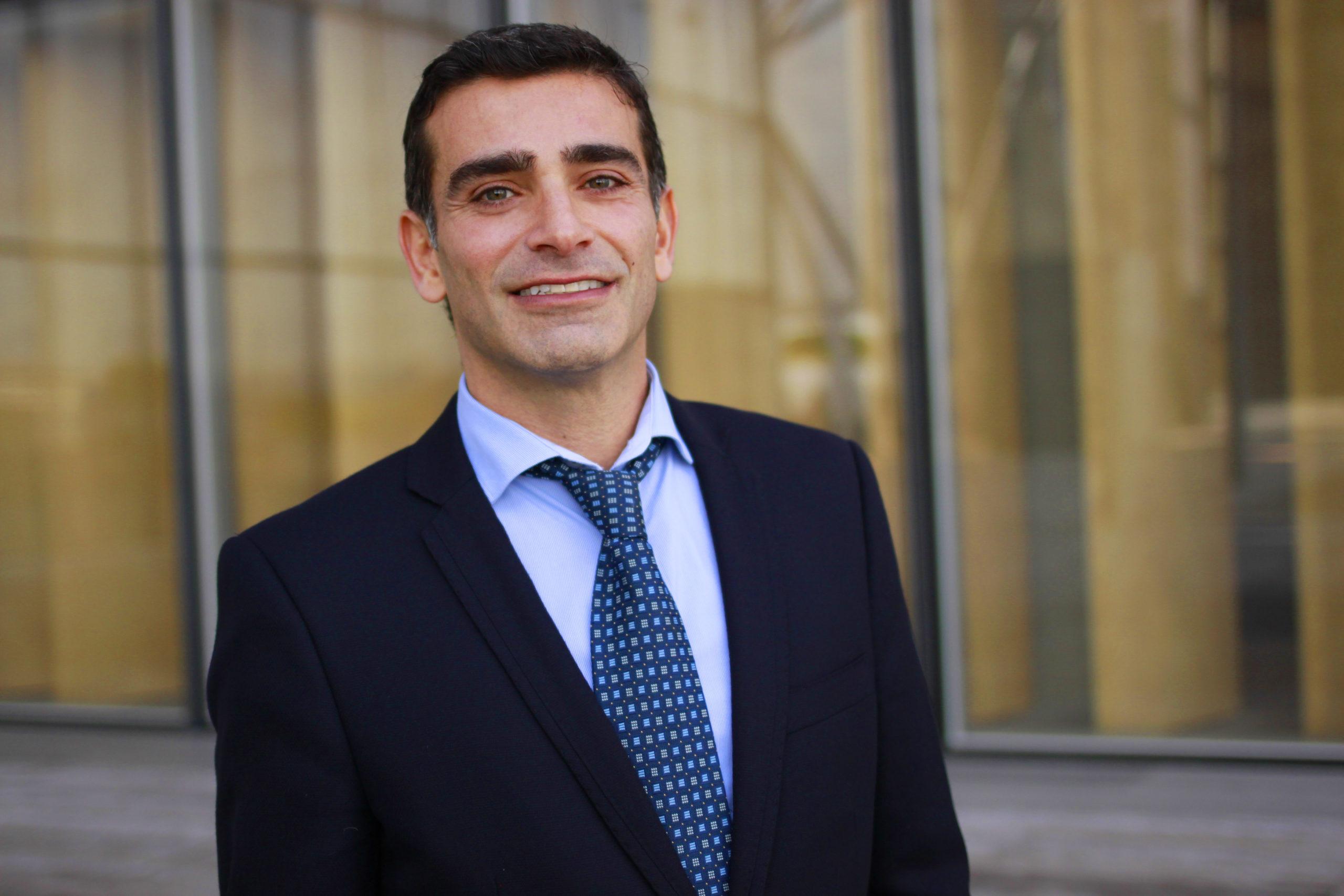 David Doukhan, Consultant SAP Conseils-Plus accompagne les clients dans toutes leurs demandes d'assistance, de maintenance corrective, préventive et évolutive