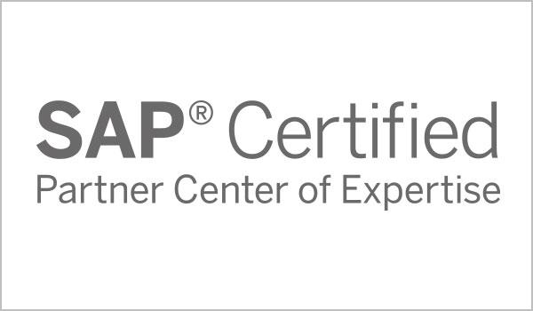 Certifié centre d'expertise SAP